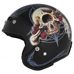 River Road Grateful Dead Cyclops Vintage Helmet