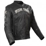 Speed and Strength Seven Sins Leather/Textile Jacket