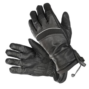 Xelement Transit Leather Riding Gloves XG-798