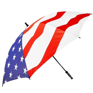 USA Flag 8-Panel 51 Inch Umbrella UM-125