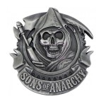 Sons of Anarchy Reaper Belt Buckle SOA-28-52