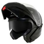 Hawk GLD-900 Black Glossy Modular Helmet