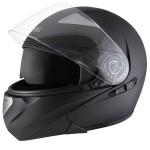 Hawk GLD-904 Black Matte Modular Helmet