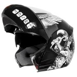 Hawk H6669 Viking God Modular Helmet