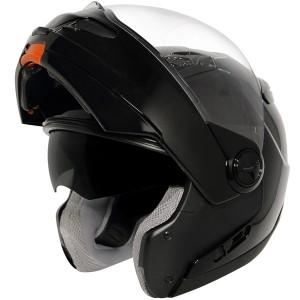 Hawk ST-1198 Transition Black Modular Helmet