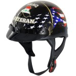 T-70 Iraq War Veteran Half Helmet