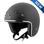 Speed and Strength SS600 Back In Black Helmet