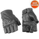 River Road Carlsbad Shorty Leather Gloves