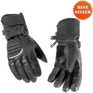 River Road Cheyenne Cold Weather Leather Gloves