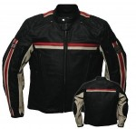 Triumph Stockton Leather Jacket