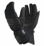 Mens Black Tri-Tex? Fabric padded/Waterproof Gloves XG-443