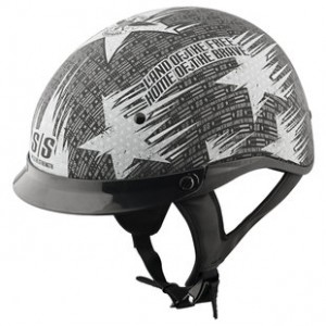 Speed and Strength SS300 Stars and Stripes Helmet