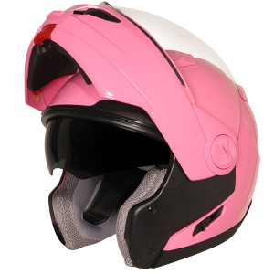 Hawk ST-1198 Transition Pink Modular Helmet