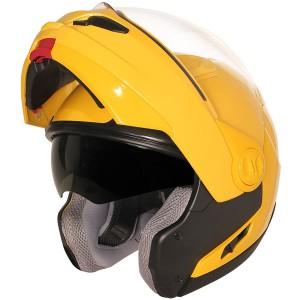 Hawk ST-1198 Transition Yellow Modular Helmet