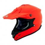 Scorpion VX-34 Hi Viz Snow Helmet