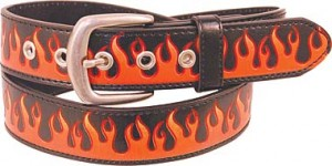 Red Flame Belt BT280RF