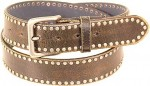 Vintage Studded Leather Belt BT4057ST
