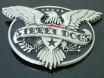 BB0164 STREET DOGS EAGLE BELT BUCKLE NEW COOL HOT NR
