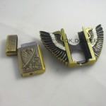 BELT BUCKLES EAGLE HEAD 4