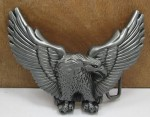 EAGLE Belt Buckle Bike/Biker