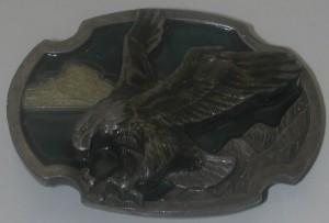 Belt Buckle Eagle By Siskiyou Buckle Co Inc.