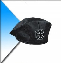 MD H-2024 Iron Cross Leater Cap