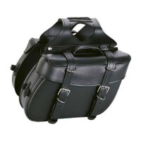 Tour Master Cruiser II Slant Saddlebag
