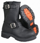Xelement Motorcycle Short Engineer Boots 1437