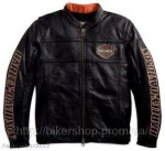HARLEY Mens Complete Leather Jacket