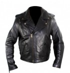 Xelement Mens Leather Vented Cool Rider Jacket B 7210