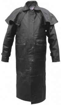 All State Leather Leather Duster 2603