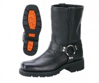 Xelement  Motorcycle Short Harness Boot 1436