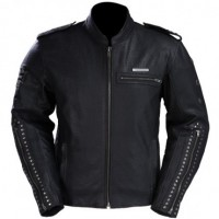 Fieldsheer Interstate Leather Motorcycle Jacket