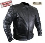 Xelement  Cruiser Buffalo Leather Jacket B8177