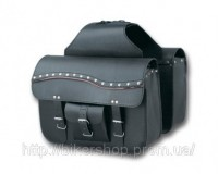 Xelement Waterproof Classic Motorcycle Saddlebags