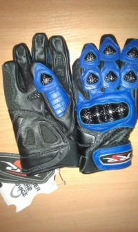 RSR carbon gloves