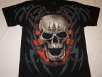 Evil Tribal Skull