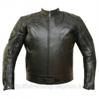 Jackets4Bikes XR Vented Motorcycle Leather Armor J