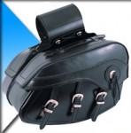 MD Leather Motorcycle Saddlebags SB-0305