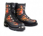 Xelement Fire Starter Lace Up Boots 1489