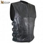 Xelement Triple Strap Design Motorcycle Vest B95080
