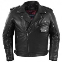 Pokerun Outlaw Leather Jacket