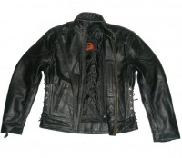 MD Chopping Leather Jacket
