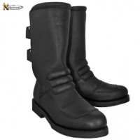 Xelement Dual Strap Leather Boots with Vibram Sol X1941