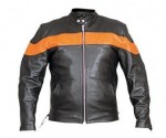 Two Toned Harley Colors Jacket AL2082