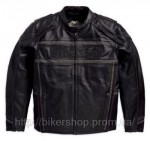 HARLEY Mens Luminator 360° Leather Jacket