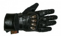 MD Warrior Leather Gloves