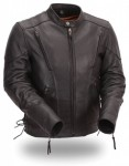 FMC fully functional back support biker Jacket