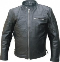 Mens Side Lace Jacket AL2081