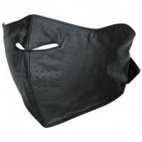 River Road Leather Face Mask